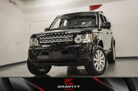 2013 Land Rover LR4 for sale in Union City, GA