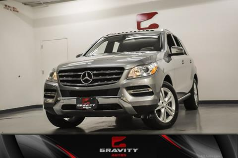 2013 Mercedes-Benz M-Class for sale in Union City, GA