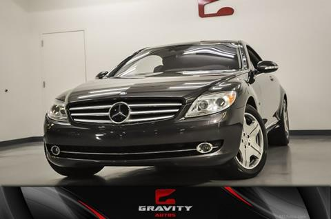 2007 Mercedes-Benz CL-Class for sale in Union City, GA