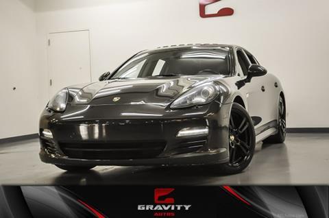 2011 Porsche Panamera for sale in Union City, GA