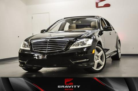 2012 Mercedes-Benz S-Class for sale in Union City, GA