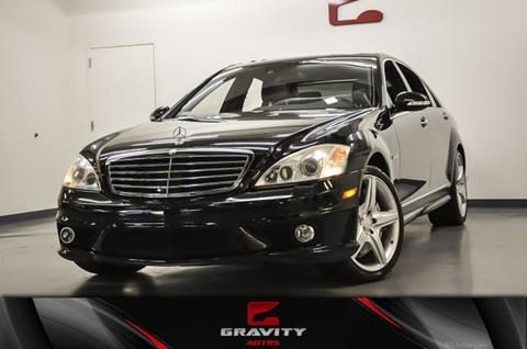 2008 Mercedes-Benz S-Class for sale in Union City, GA
