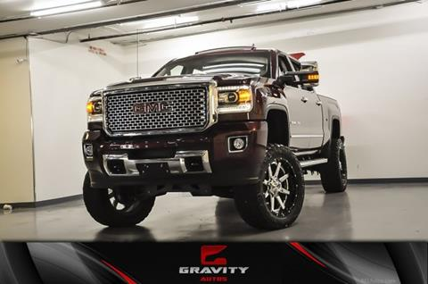 2016 GMC Sierra 2500HD for sale in Union City, GA