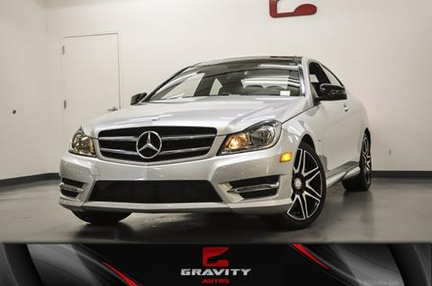 2014 Mercedes-Benz C-Class for sale in Union City, GA