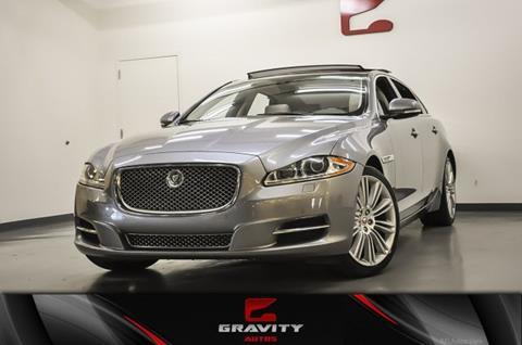 2014 Jaguar XJL for sale in Union City, GA