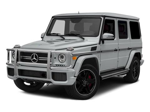 2014 Mercedes-Benz G-Class for sale in Union City, GA