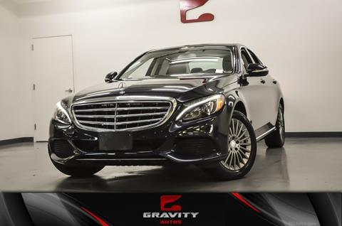 2015 Mercedes-Benz C-Class for sale in Union City, GA