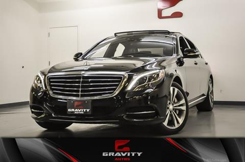 2015 Mercedes-Benz S-Class for sale in Union City, GA