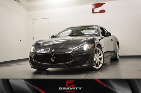 2014 Maserati GranTurismo for sale in Union City, GA