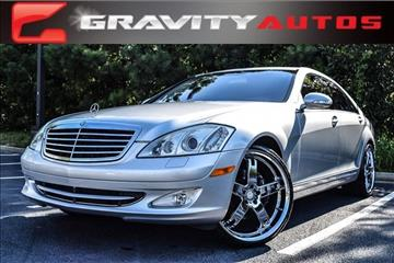 2007 Mercedes-Benz S-Class for sale in Union City, GA