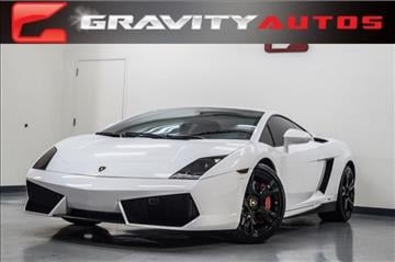2013 Lamborghini Gallardo for sale in Union City, GA