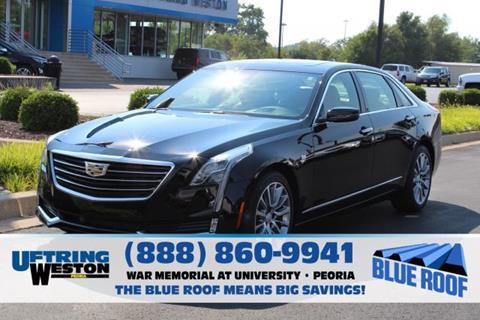 2016 Cadillac CT6 for sale in Peoria, IL