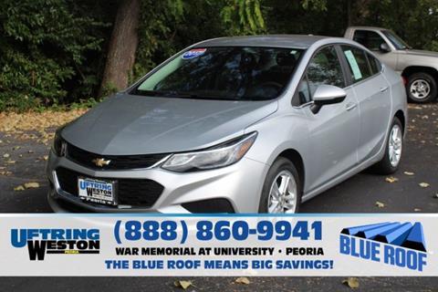 2017 Chevrolet Cruze for sale in Peoria, IL