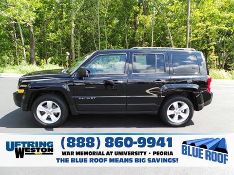 2012 Jeep Patriot for sale in Peoria, IL