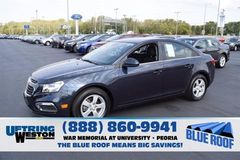 2016 Chevrolet Cruze Limited for sale in Peoria, IL