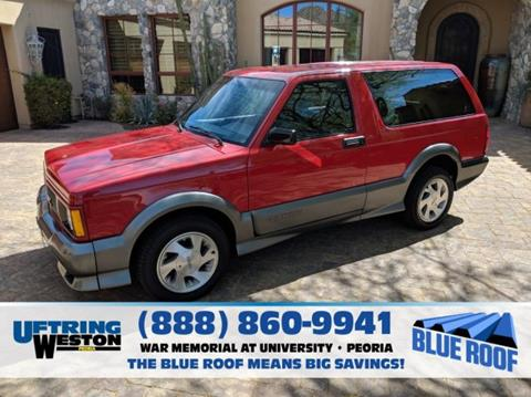 1992 GMC Typhoon for sale in Peoria, IL