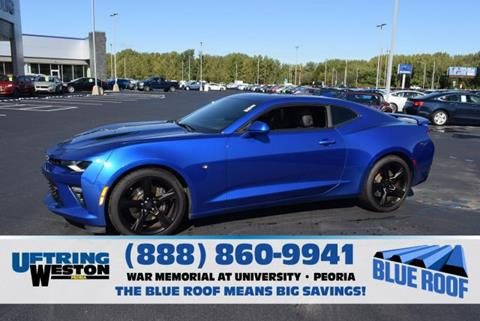 2016 Chevrolet Camaro for sale in Peoria, IL