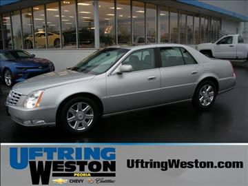 2007 Cadillac DTS for sale in Peoria, IL