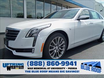 2017 Cadillac CT6 for sale in Peoria, IL