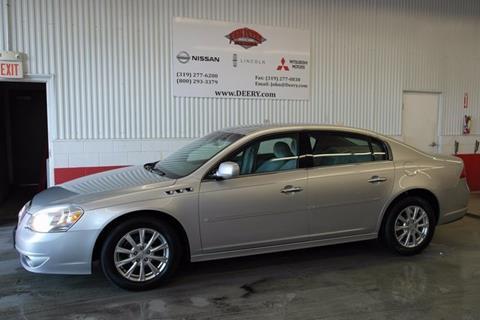 2011 Buick Lucerne for sale in Cedar Falls, IA