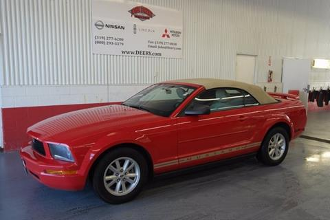 2005 Ford Mustang for sale in Cedar Falls, IA