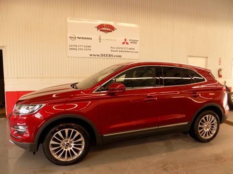 2018 Lincoln Mkc For Sale In Iowa