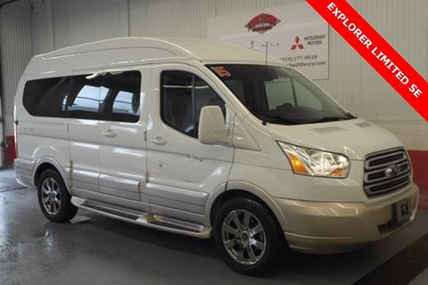 2015 Ford Transit Cargo for sale in Cedar Falls, IA