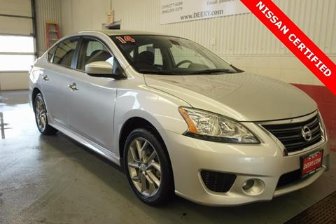 Used Nissan Sentra For Sale In Iowa