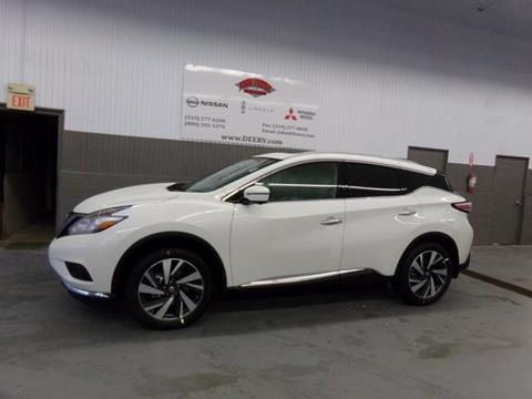 Nissan murano for sale in iowa for Cedar city motor company