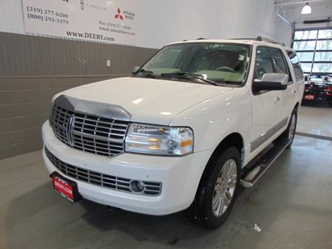 2012 Lincoln Navigator for sale in Cedar Falls, IA