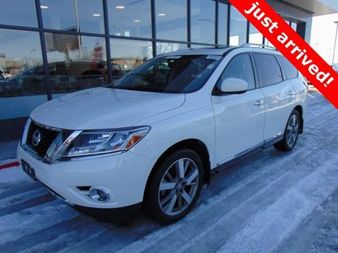 2015 Nissan Pathfinder for sale in Cedar Falls, IA