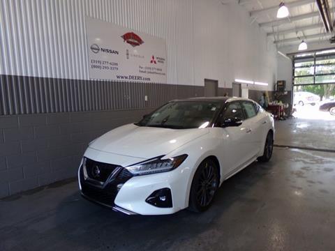 2019 Nissan Maxima for sale in Cedar Falls, IA