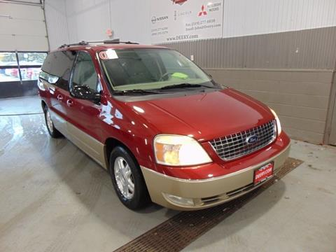 2004 Ford Freestar for sale in Cedar Falls, IA