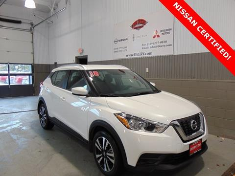 2018 Nissan Kicks for sale in Cedar Falls, IA