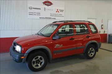 2002 Chevrolet Tracker for sale in Cedar Falls, IA