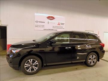 2017 Nissan Pathfinder for sale in Cedar Falls, IA