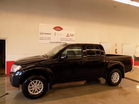 Nissan Frontier For Sale In Iowa