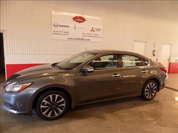 2017 Nissan Altima for sale in Cedar Falls, IA