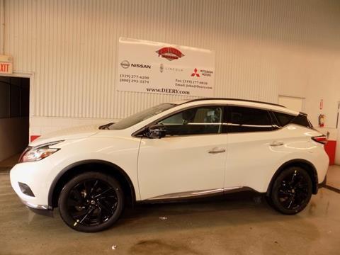 2017 Nissan Murano for sale in Cedar Falls, IA