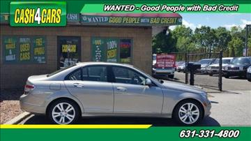 2009 Mercedes-Benz C-Class for sale in Saint James, NY