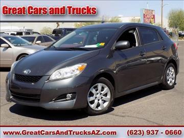 2012 Toyota Matrix for sale in Glendale, AZ