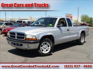 2004 Dodge Dakota for sale in Glendale, AZ