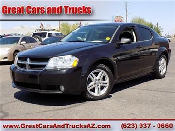 2009 Dodge Avenger for sale in Glendale, AZ