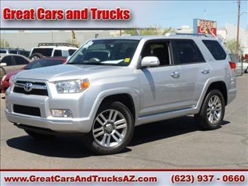 2012 Toyota 4Runner for sale in Glendale, AZ