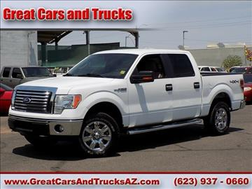 2010 Ford F-150 for sale in Glendale, AZ
