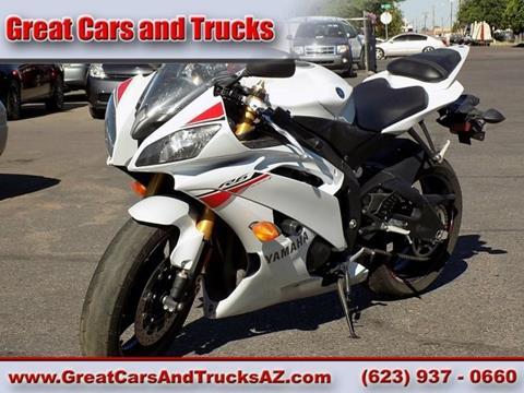 2015 Yamaha YZF-R6 for sale in Glendale, AZ