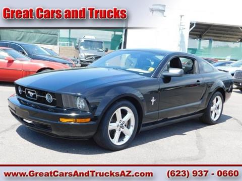 2008 Ford Mustang for sale in Glendale, AZ