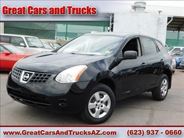 2009 Nissan Rogue for sale in Glendale, AZ