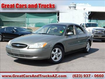 2002 Ford Taurus for sale in Glendale, AZ
