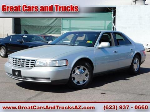 1999 Cadillac Seville for sale in Glendale, AZ